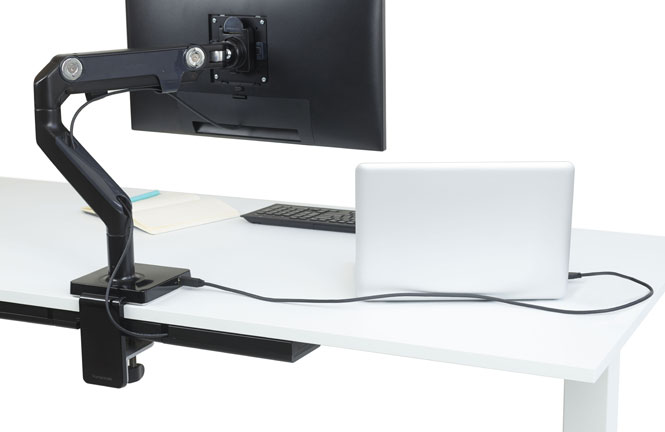 Streamline Your Space With Humanscale S Ergonomic Docking
