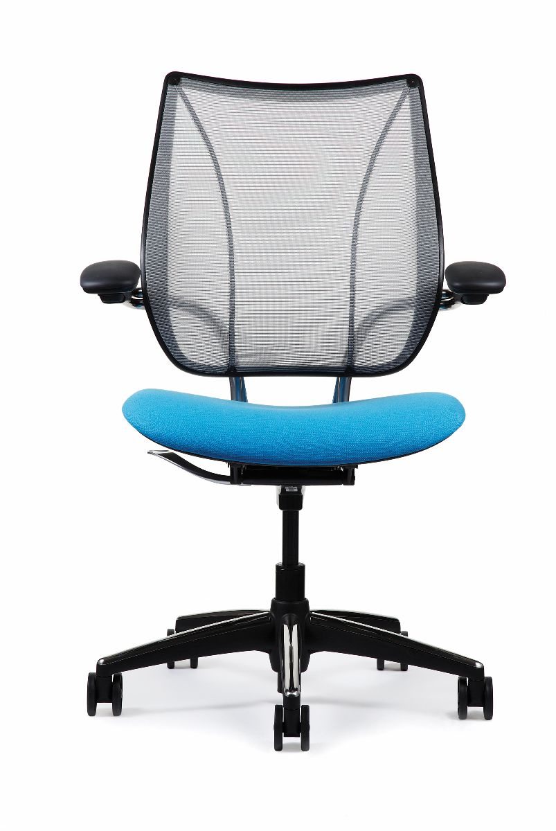 Liberty Task Chair Ergonomic Seating From Humanscale