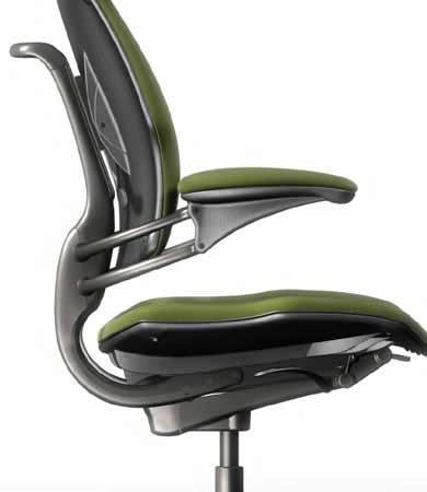 freedom chair high performance task seating